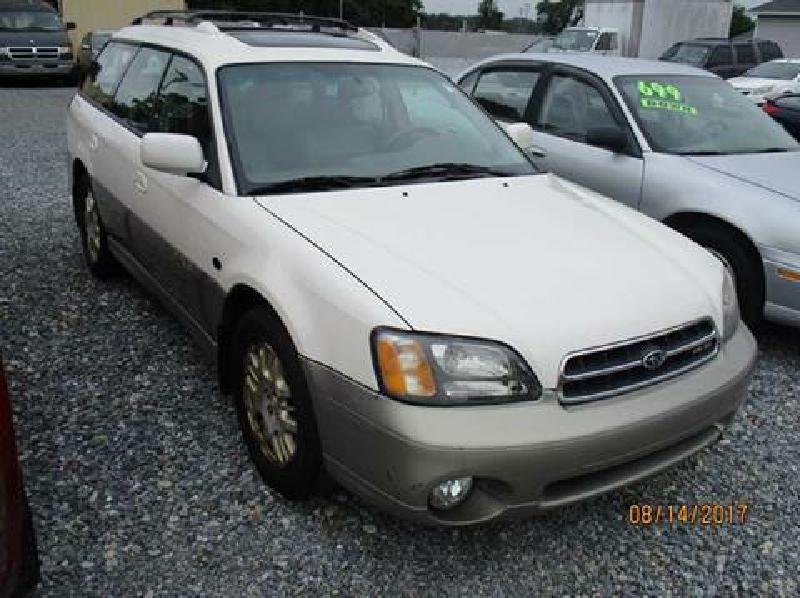 2002 SUBARU LEGACY OUTBACK H6 30 LL BEAN Air Conditioning Power Windows Power Locks Power Stee