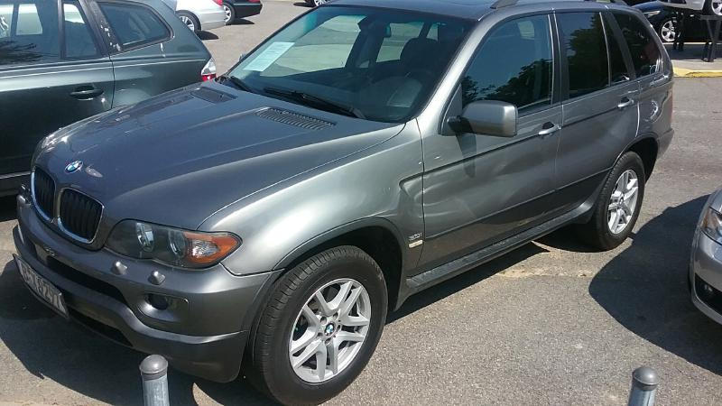 2006 BMW X5 30I Air Conditioning Power Windows Power Locks Power Steering Tilt Wheel AMFM C