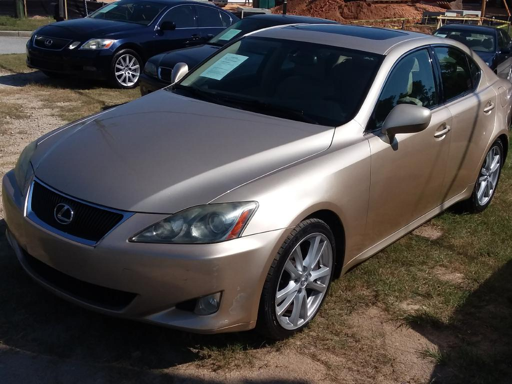 2006 LEXUS IS 350 Air Conditioning Power Windows Power Locks Power Steering Tilt Wheel AMFM