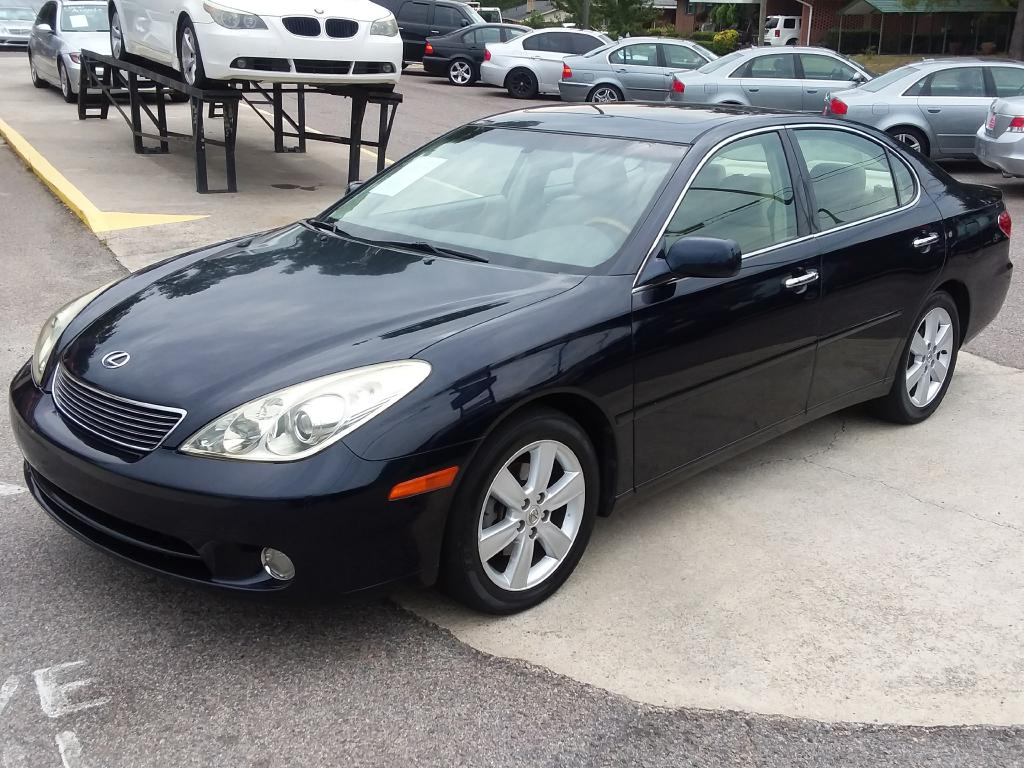 2005 LEXUS ES 330 Air Conditioning Power Windows Power Locks Power Steering Tilt Wheel AMFM