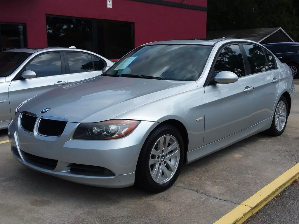 2007 BMW 328 I Air Conditioning Power Windows Power Locks Power Steering Tilt Wheel AMFM CD