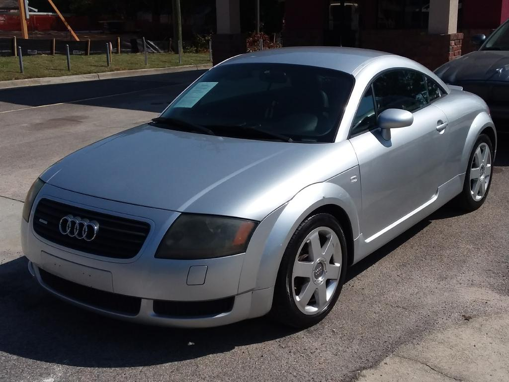 2000 AUDI TT QUATTRO Air Conditioning Power Windows Power Locks Power Steering Tilt Wheel AM
