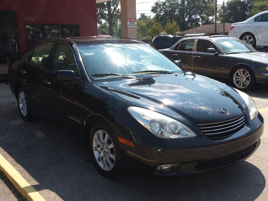 2004 LEXUS ES 330 Air Conditioning Power Windows Power Locks Power Steering Tilt Wheel AMFM