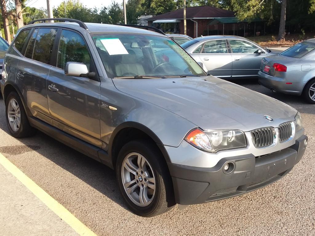 2005 BMW X3 30I Air Conditioning Power Windows Power Locks Power Steering Tilt Wheel AMFM C