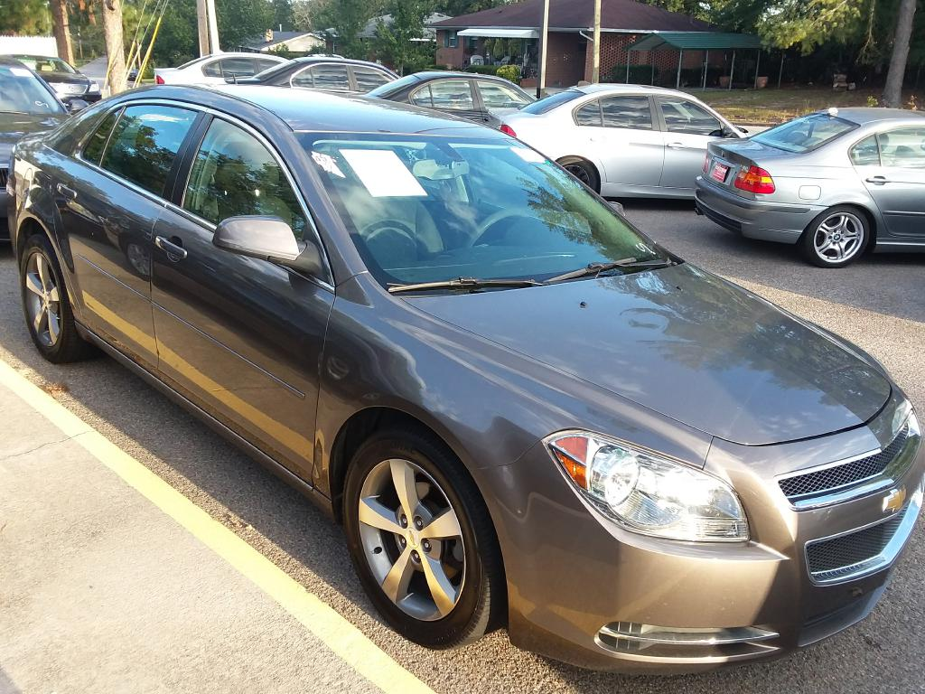 2011 CHEVROLET MALIBU 1LT Air Conditioning Power Windows Power Locks Power Steering Tilt Wheel