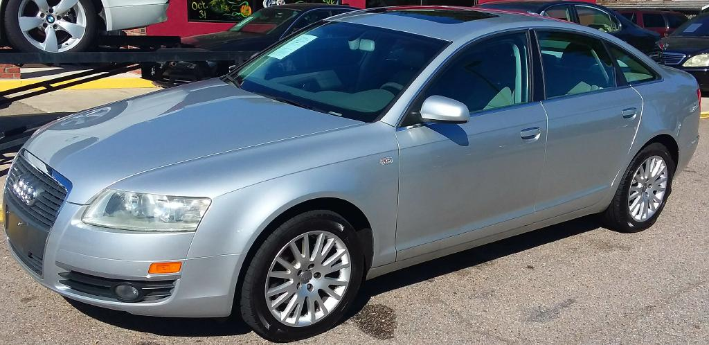 2006 AUDI A6 32 QUATTRO Air Conditioning Power Windows Power Locks Power Steering Tilt Wheel