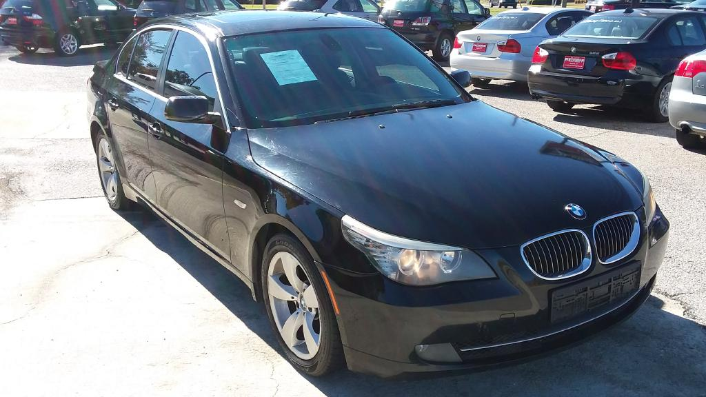 2008 BMW 528 I Air Conditioning Power Windows Power Locks Power Steering Tilt Wheel AMFM CD