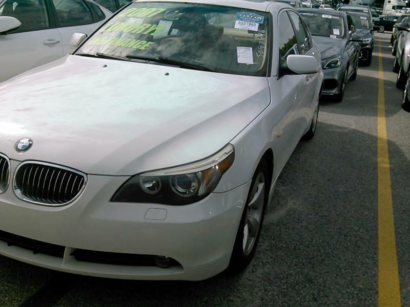 2007 BMW 530 I Air Conditioning Power Windows Power Locks Power Steering Tilt Wheel AMFM CD