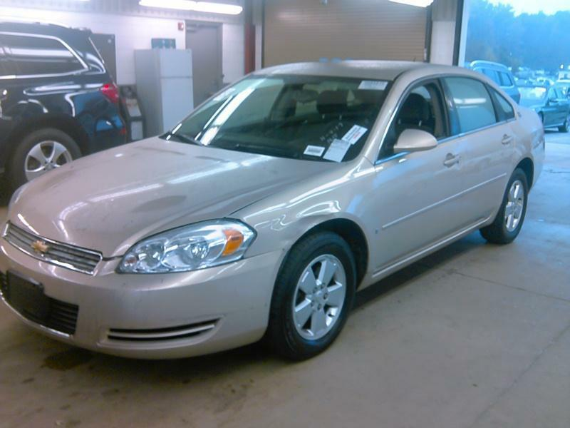 2008 CHEVROLET IMPALA LT Air Conditioning Power Windows Power Locks Power Steering Tilt Wheel