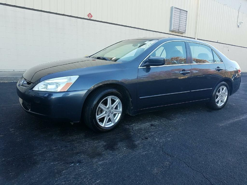 2004 HONDA ACCORD EX Air Conditioning Power Windows Power Locks Power Steering Tilt Wheel AM