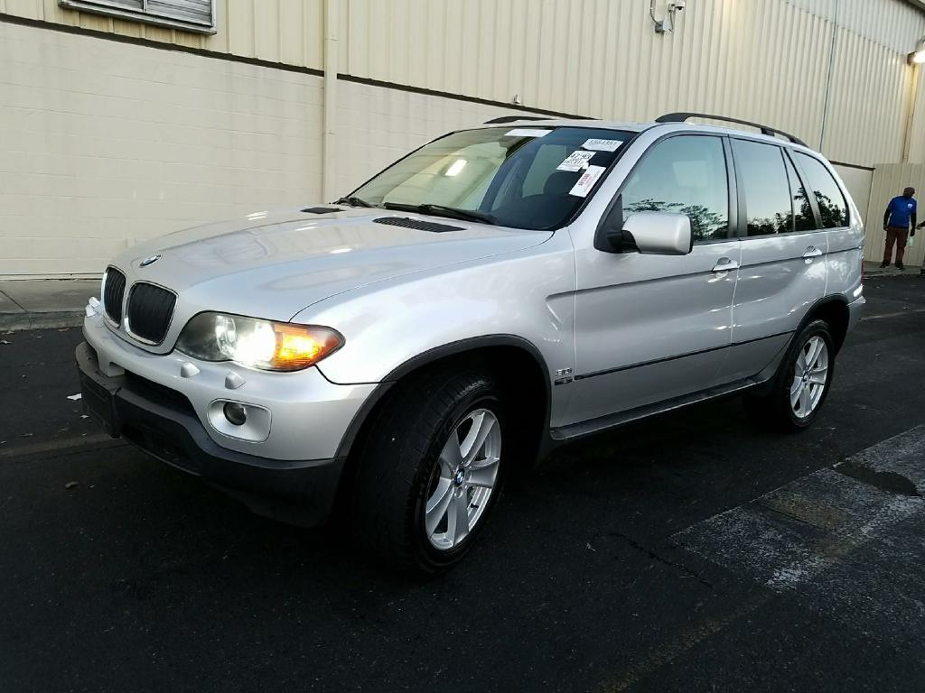 2005 BMW X5 30I Air Conditioning Power Windows Power Locks Power Steering Tilt Wheel AMFM C