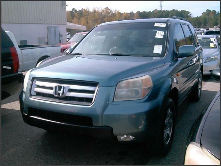 2006 HONDA PILOT EX Air Conditioning Power Windows Power Locks Power Steering Tilt Wheel AMF