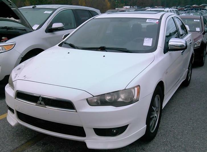 2008 MITSUBISHI LANCER GTS Air Conditioning Power Windows Power Locks Power Steering Tilt Whee