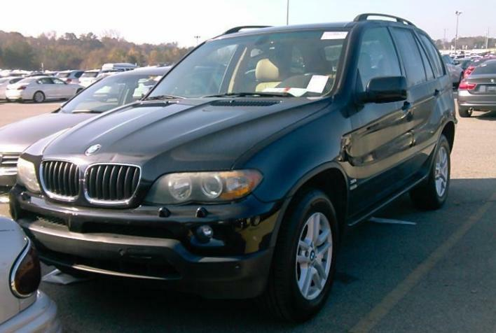 2005 BMW X5 30I Air Conditioning Power Windows Power Locks Power Steering Tilt Wheel AMFM C