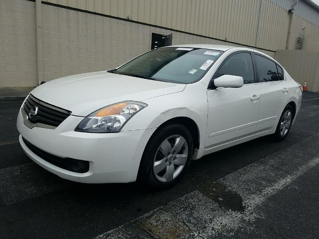 2008 NISSAN ALTIMA 25 Air Conditioning Power Windows Power Locks Power Steering Tilt Wheel A