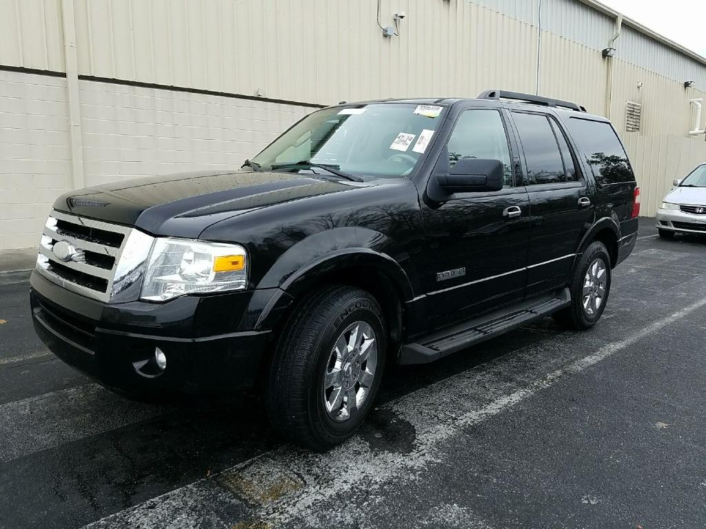 2008 FORD EXPEDITION XLT Air Conditioning Power Windows Power Locks Power Steering Tilt Wheel