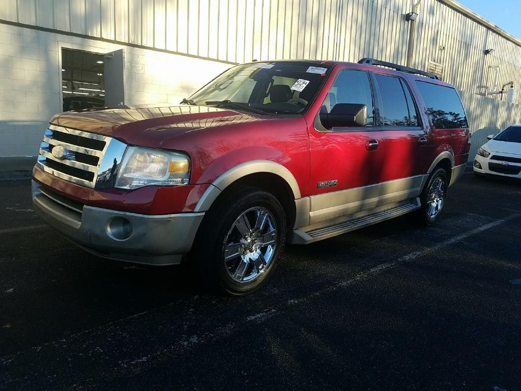 2007 FORD EXPEDITION EL EDDIE BAUER Air Conditioning Power Windows Power Locks Power Steering