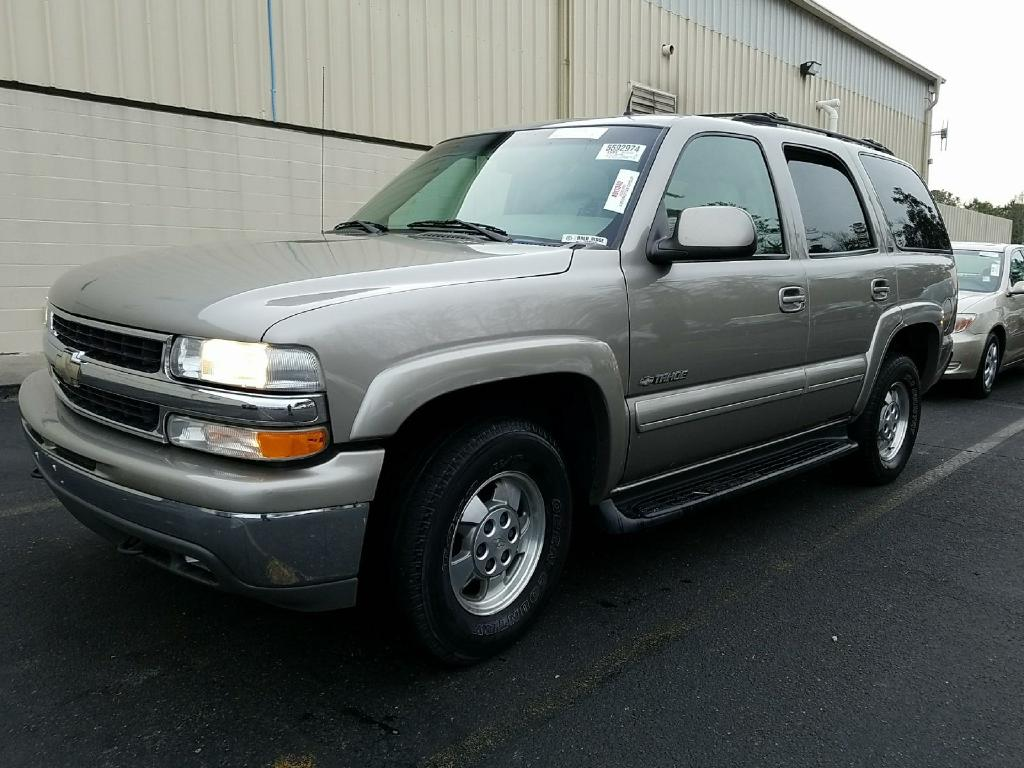 2002 CHEVROLET TAHOE 1500 Air Conditioning Power Windows Power Locks Power Steering Tilt Wheel