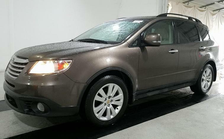 2009 SUBARU TRIBECA LIMITED Air Conditioning Power Windows Power Locks Power Steering Tilt Whe