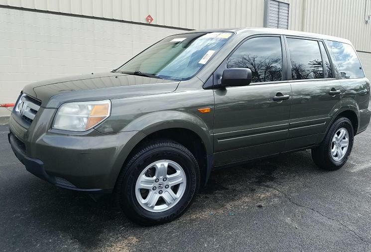 2006 HONDA PILOT LX Air Conditioning Power Windows Power Locks Power Steering Tilt Wheel AMF