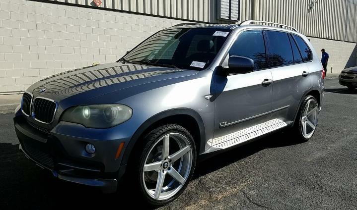 2007 BMW X5 30I Air Conditioning Power Windows Power Locks Power Steering Tilt Wheel AMFM C