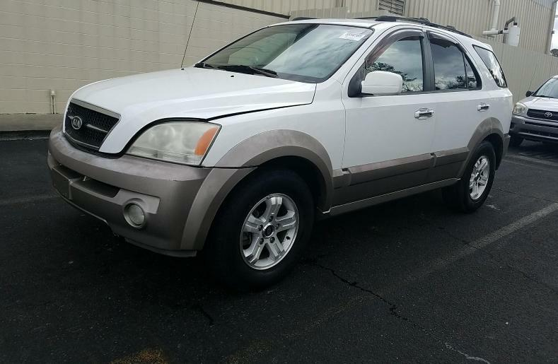 2003 KIA SORENTO EX Air Conditioning Power Windows Power Locks Power Steering Tilt Wheel AMF