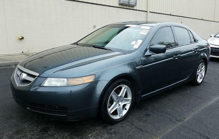2004 ACURA TL Air Conditioning Power Windows Power Locks Power Steering Tilt Wheel AMFM Casse
