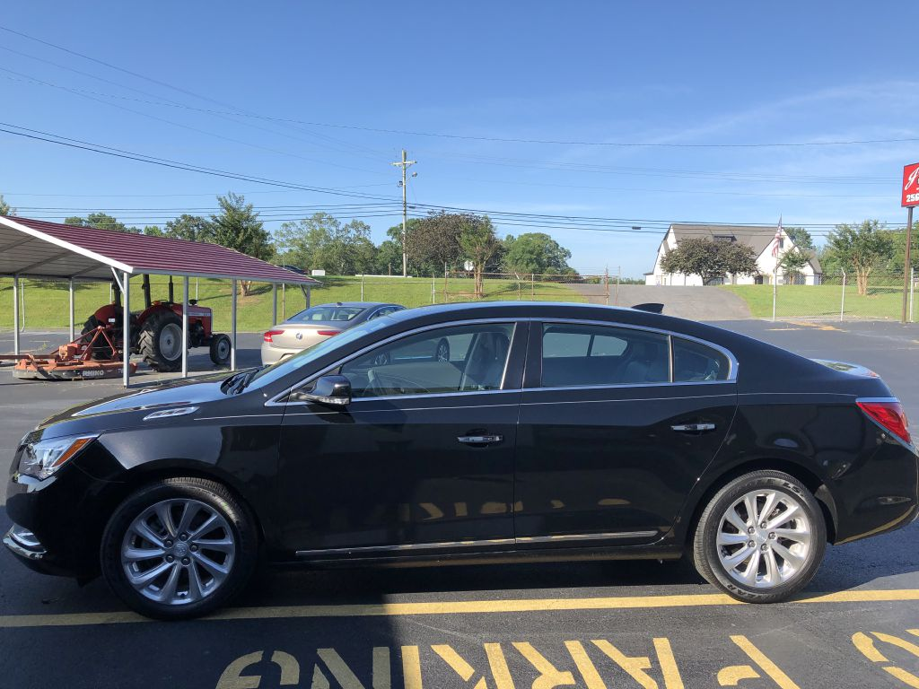 2016 BUICK LACROSSE 1G4GB5G34GF279820 JIMMY WELLS USED CARS, INC