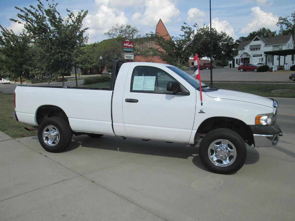 2005 DODGE RAM 2500 DIESEL 3D7KS26C25G832609 COLLEGE VIEW AUTO SALES