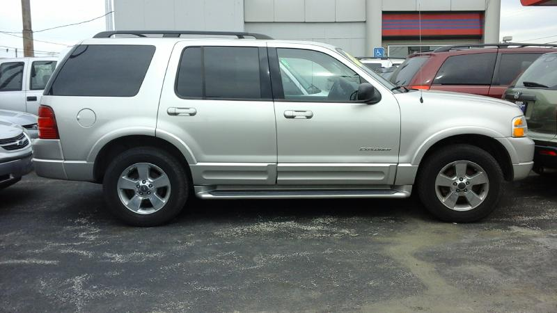 2002 Ford Explorer Limited For Sale At Best Motor Auto