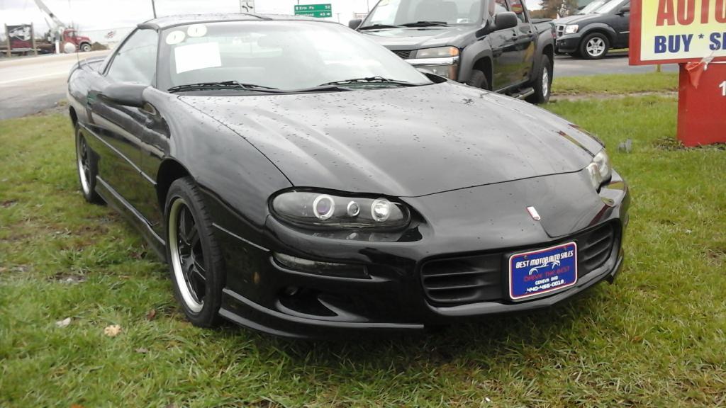 2000 CHEVROLET CAMARO for sale at Best Motor Auto Sales | Geneva, Ohio
