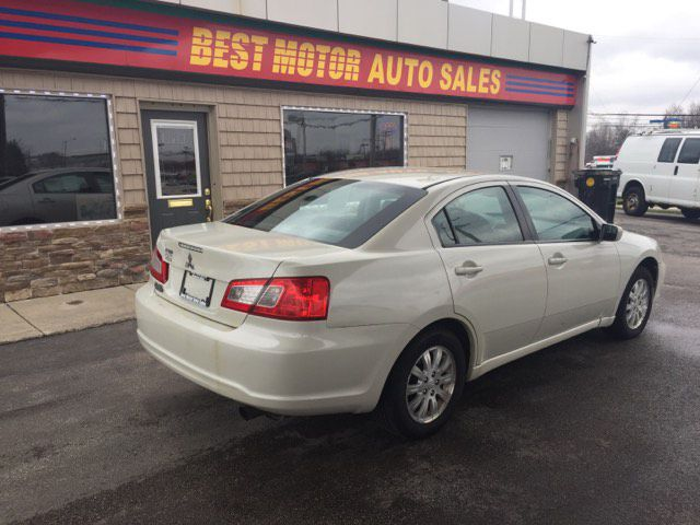 2009 MITSUBISHI GALANT ES For Sale At Best Motor Auto Sales