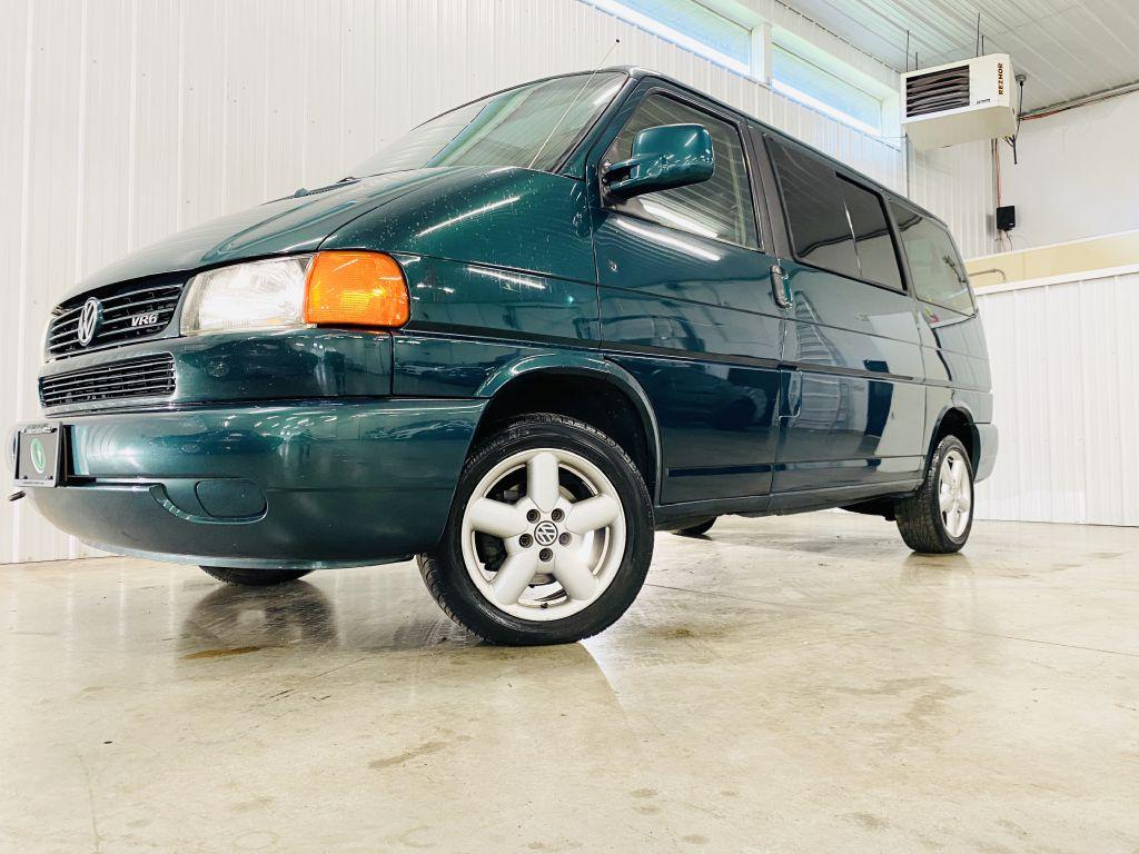 2000 Volkswagen EuroVan 3 Dr GLS Passenger Van