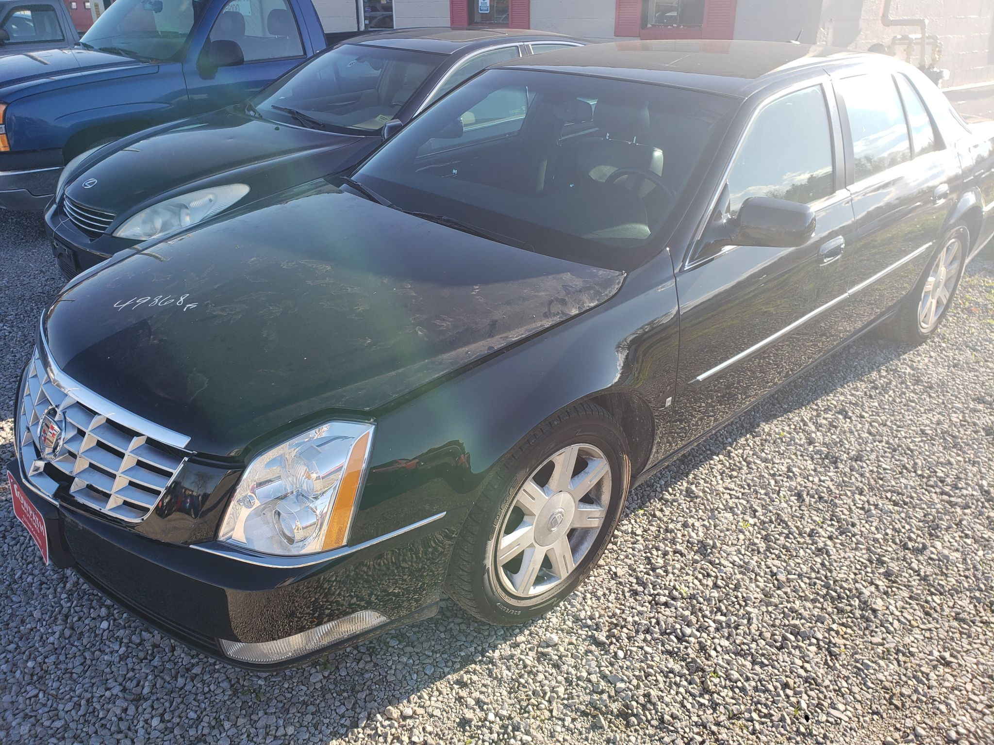 2007 Cadillac Dts for sale at Towpath Motors | Used Car Dealer in Peninsula Ohio