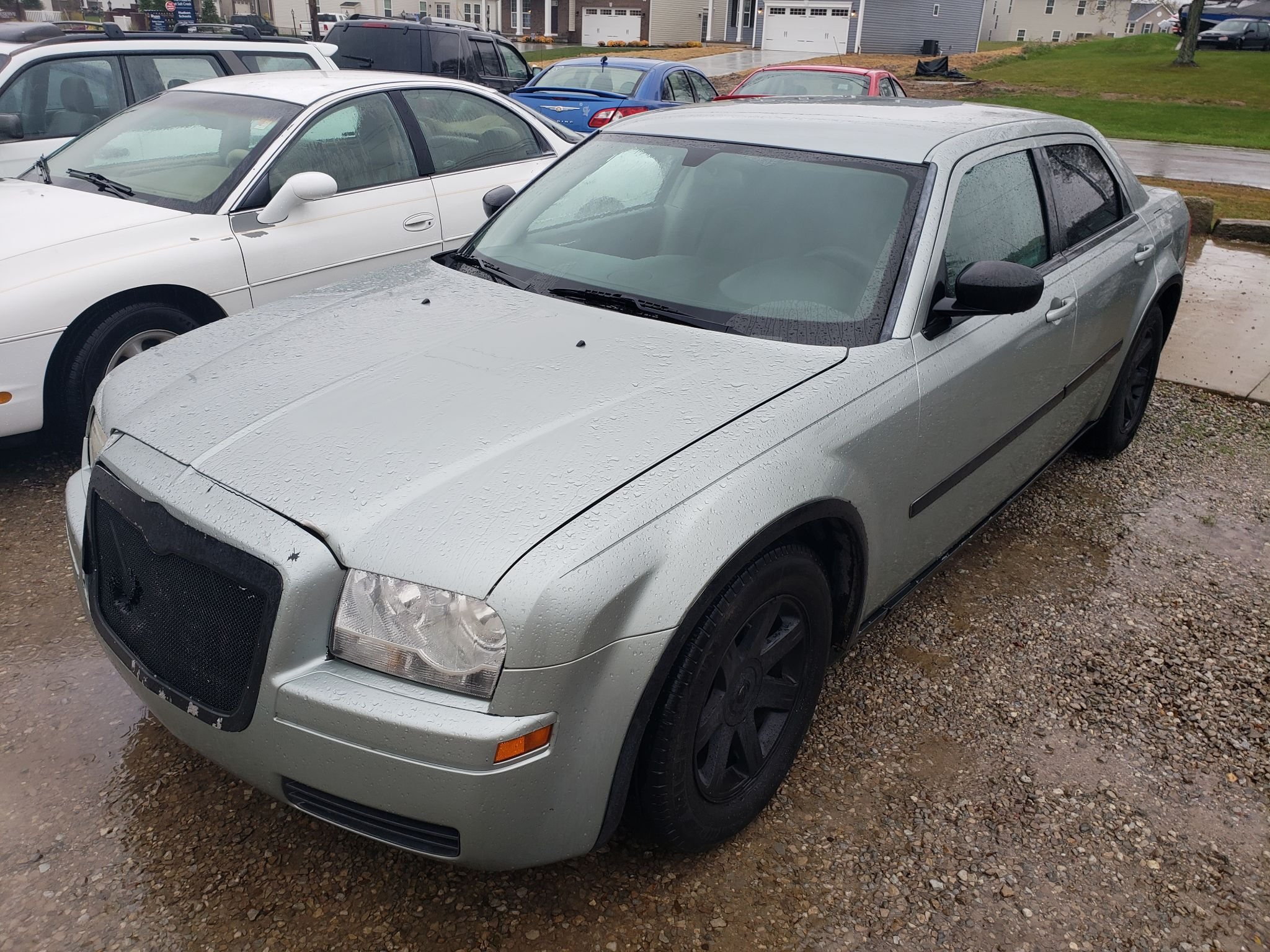 2006 Chrysler 300 for sale at Towpath Motors | Used Car Dealer in Peninsula Ohio