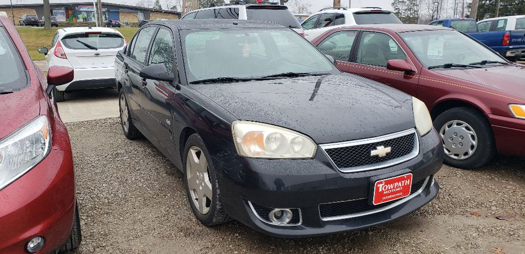 2007 Chevrolet Malibu for sale at Towpath Motors | Used Car Dealer in Peninsula Ohio