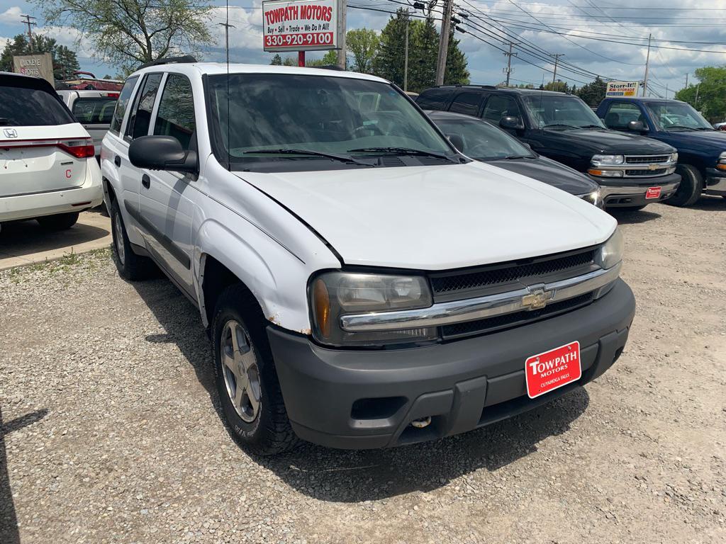 2005 Chevrolet Trailblazer for sale at Towpath Motors   Used Car Dealer in Peninsula Ohio