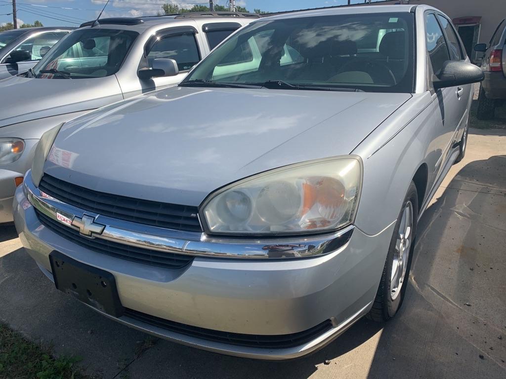 2005 Chevrolet Malibu for sale at Towpath Motors   Used Car Dealer in Peninsula Ohio