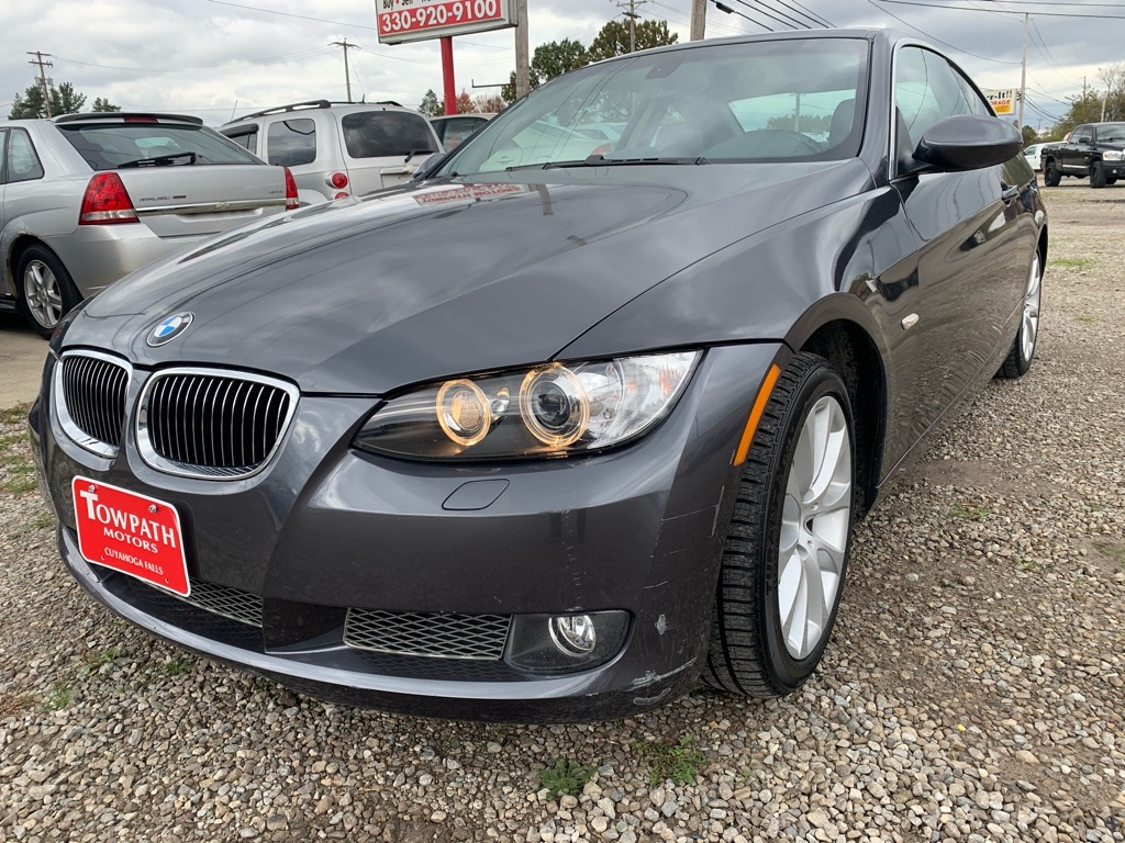 2008 Bmw 335 for sale at Towpath Motors | Used Car Dealer in Peninsula Ohio
