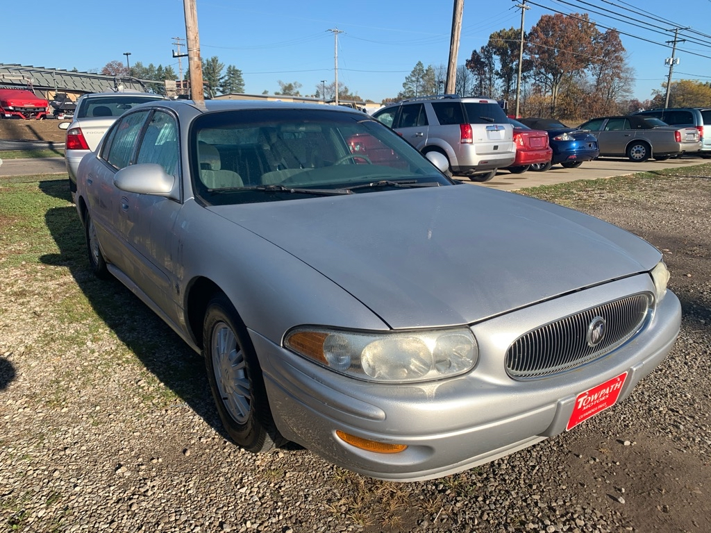 2003 Buick Lesabre for sale at Towpath Motors | Used Car Dealer in Peninsula Ohio