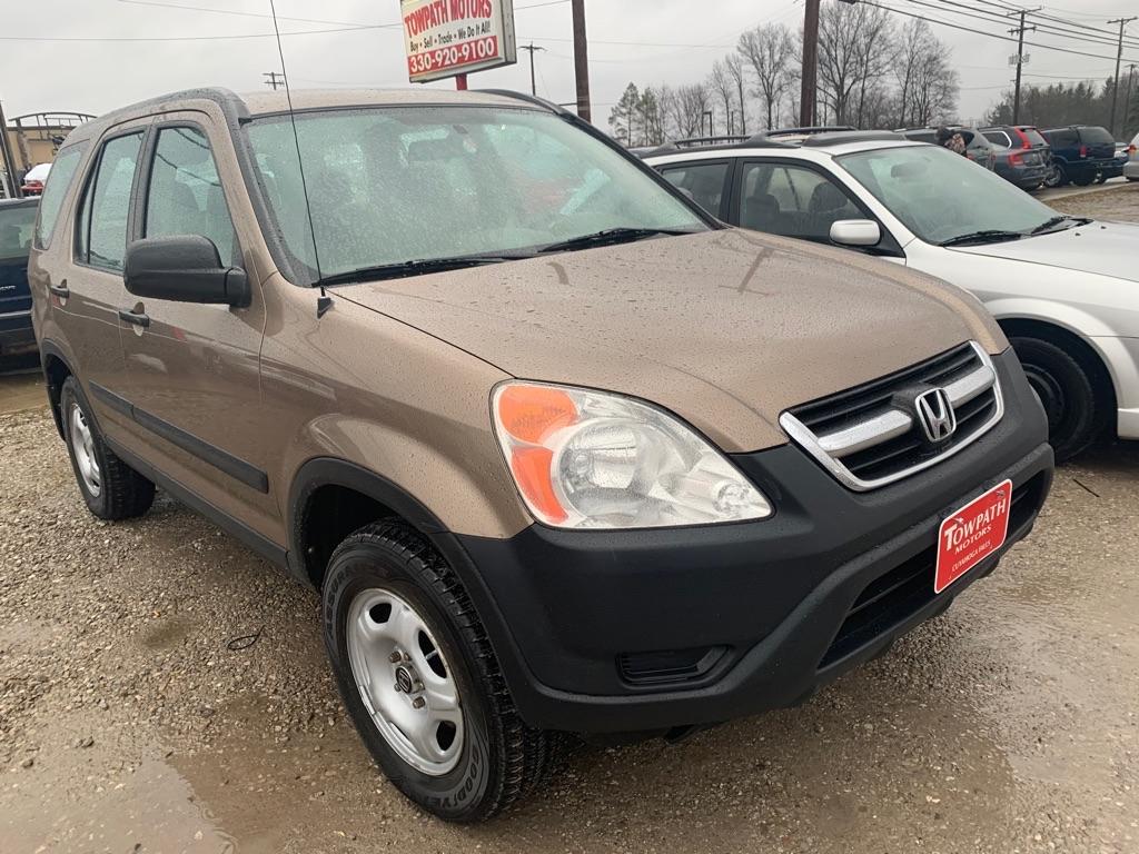 2004 Honda Cr-v for sale at Towpath Motors | Used Car Dealer in Peninsula Ohio