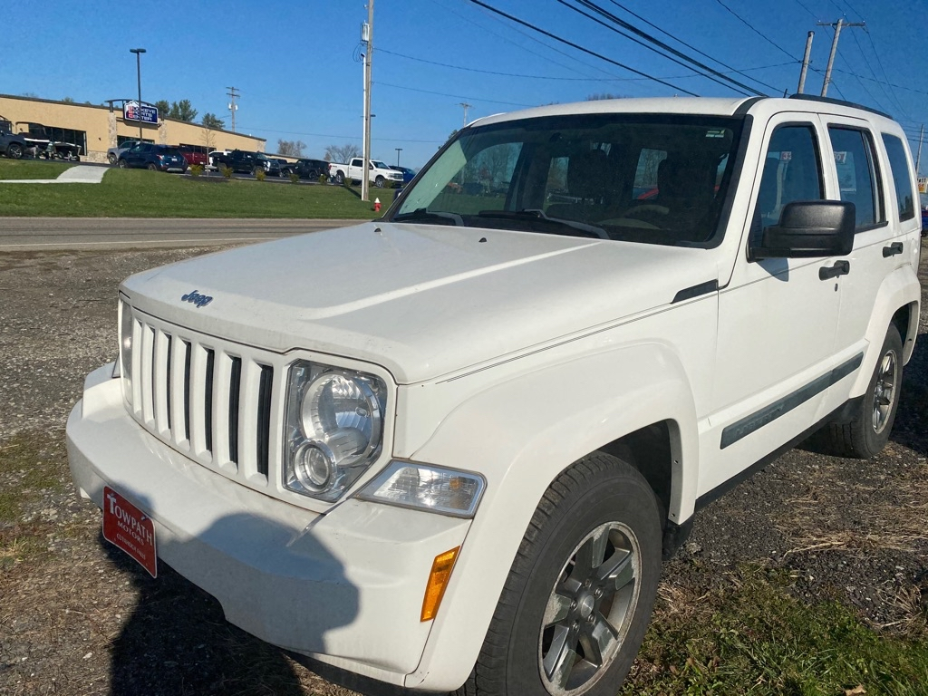 2008 Jeep Liberty for sale at Towpath Motors | Used Car Dealer in Peninsula Ohio