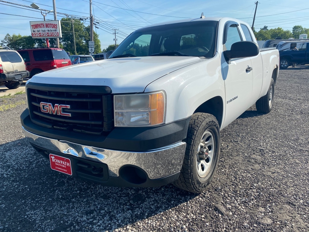 2007 Gmc New Sierra for sale at Towpath Motors   Used Car Dealer in Peninsula Ohio