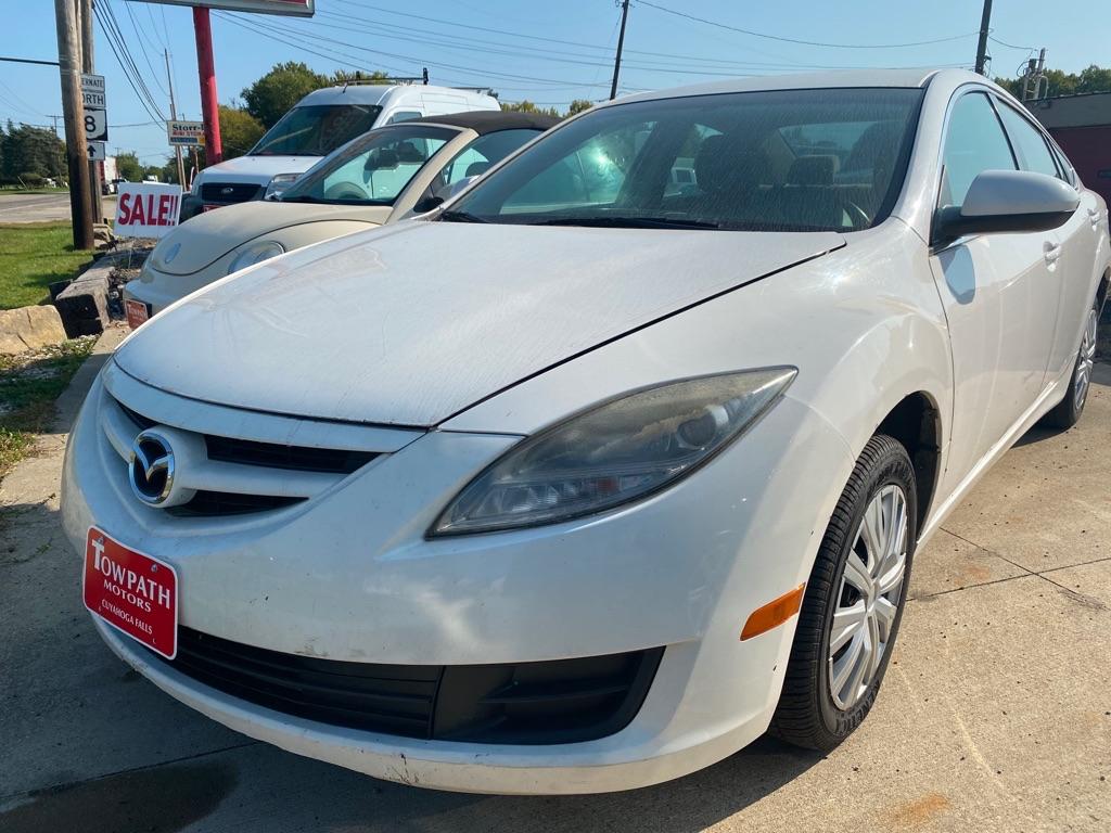 2010 Mazda 6 for sale at Towpath Motors | Used Car Dealer in Peninsula Ohio