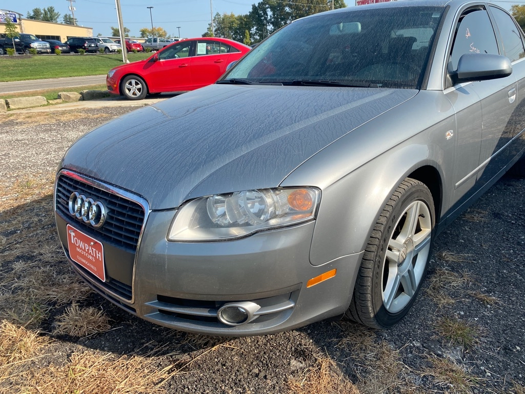2007 Audi A4 for sale at Towpath Motors | Used Car Dealer in Peninsula Ohio