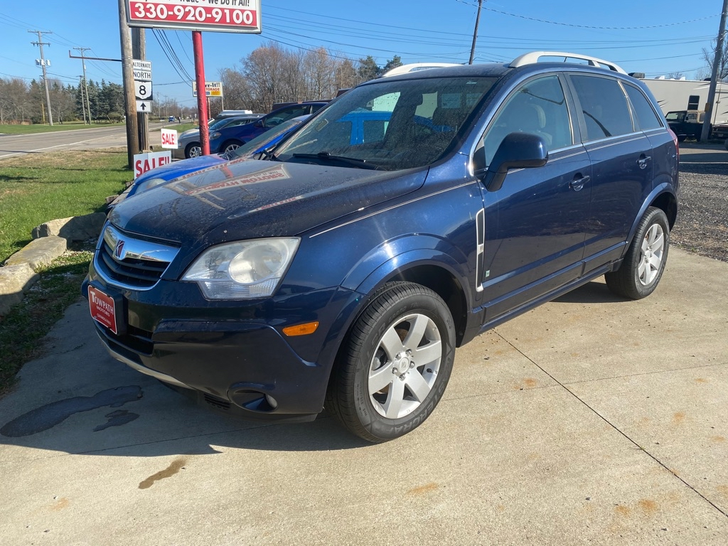 2008 Saturn Vue for sale at Towpath Motors | Used Car Dealer in Peninsula Ohio