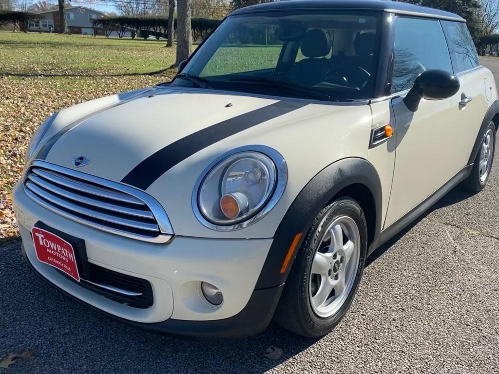 2011 Mini Cooper for sale at Towpath Motors   Used Car Dealer in Peninsula Ohio