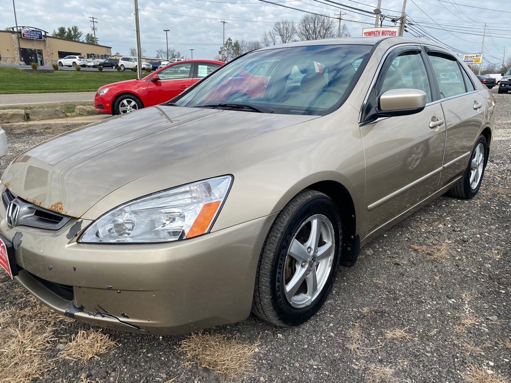 2004 Honda Accord for sale at Towpath Motors   Used Car Dealer in Peninsula Ohio