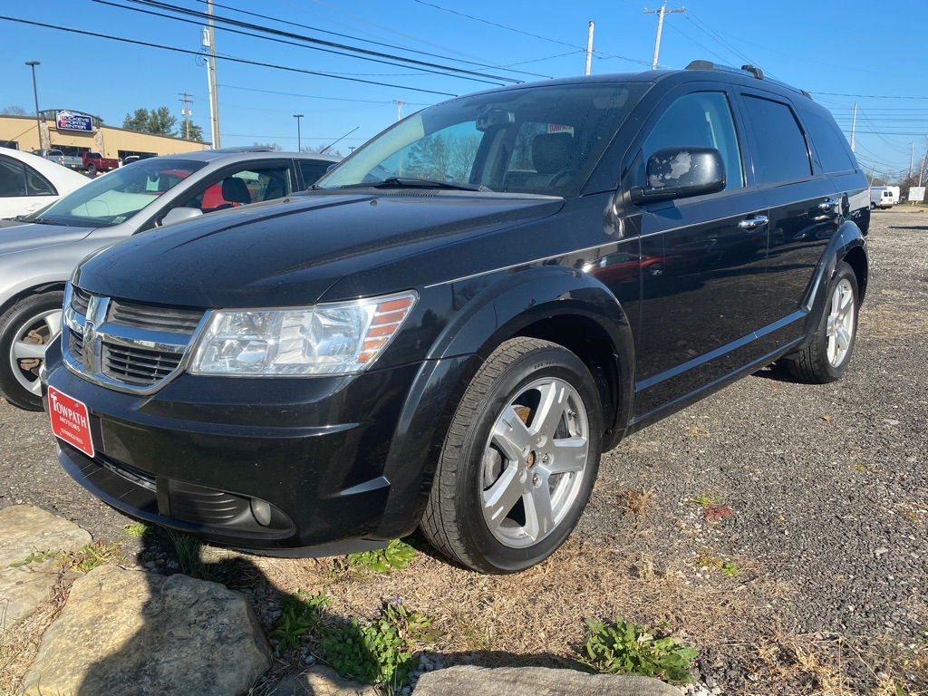 2009 Dodge Journey for sale at Towpath Motors | Used Car Dealer in Peninsula Ohio