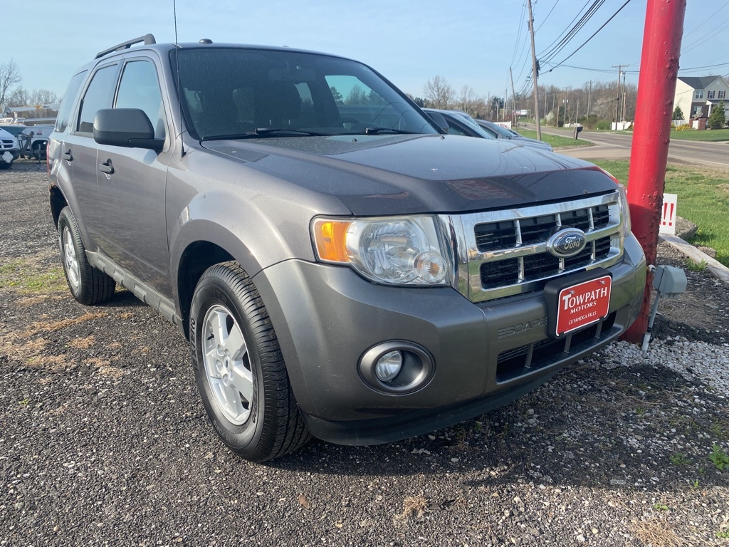 2010 Ford Escape for sale at Towpath Motors | Used Car Dealer in Peninsula Ohio